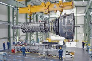 Turbine für hocheffiziente Gas- und Dampfkraftwerke